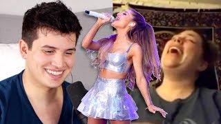 Vocal Coach Transforms Singer into Ariana Grande in 10 Minutes