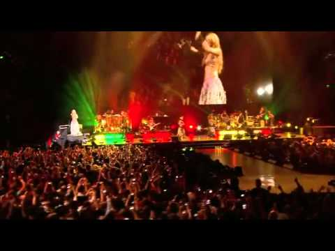 Shakira New Songs 2012 Waka Waka This Time for Africa Official Songs 2012 In Paris) 1080p [HD] 2012