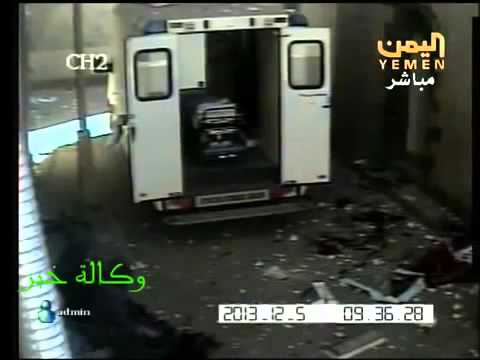 Harrowing Footage of Al Qaeda Attack on Yemen Hospital +18