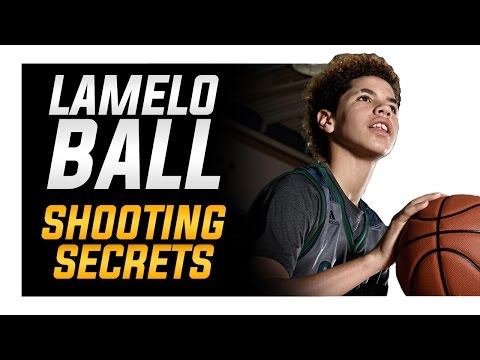 LaMelo Ball Shooting Form: Basketball Shooting Secrets