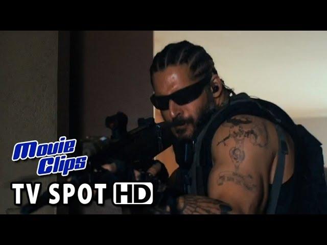 Sabotage TV SPOT - Weapons (2014) Arnold Schwarzenegger Movie HD
