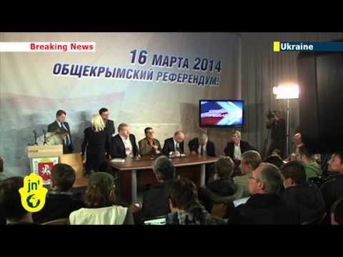 Ukraine's Crimea holds secession poll