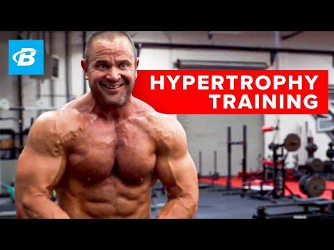 Hypertrophy Training for Chest  | Mark Bell