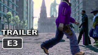 Saints Row 4 War for Humanity Trailer (E3 2013)