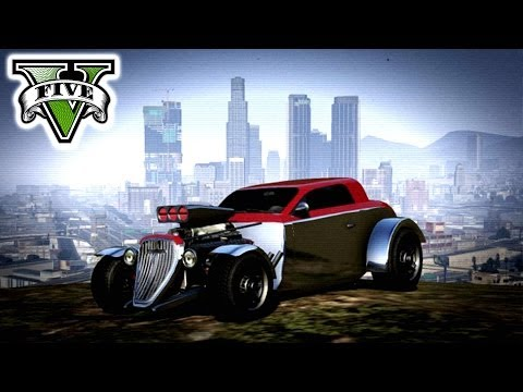GTA 5 CUSTOM CARS & RACES! Live Stream - The CREW!  - Grand Theft Auto 5
