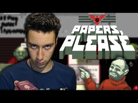VERMİCEM VERMİJEMI! - Papers, Please #1