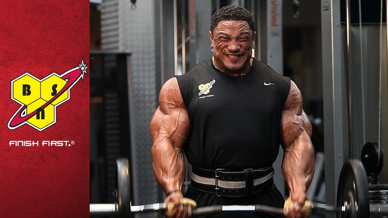 Back Workout Part 1 -- Roelly Winklaar -- Beast Routines - EP1 ...