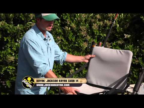 Jackson Kayak Cuda 14 Walk-thru with Jim Sammons and Drew Gregory