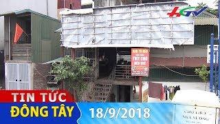 Vì sao làng thịt chó Nhật Tân biến mất bí ẩn? | TIN TỨC ĐÔNG TÂY - 18/9/2018