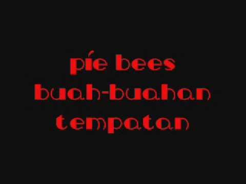 Pie Bees - Buah-buahan Tempatan