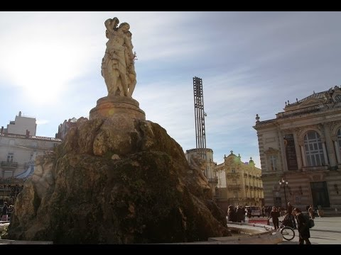 Documentaire - Montpellier: Place de la Com'