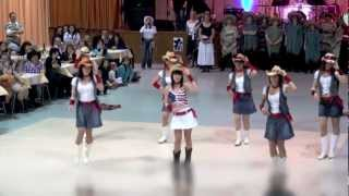 Wild West Dancers: Say Hello (Line Dance) view on youtube.com tube online.