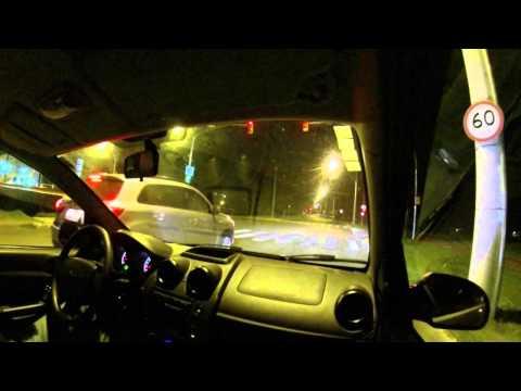 Ford Fiesta 1.0 Rocam - Comportamento na cidade