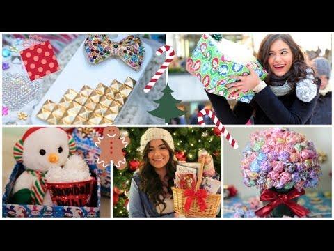 DIY Holiday Gift Guide! - Kézzel készített karácsonyi ajándékok