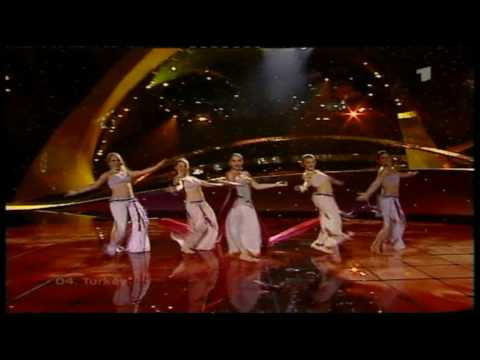 Eurovision 2003 04 Turkey *Sertab Erener* *Everyway That I Can*16:9