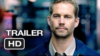 Fast & Furious 6 Official Trailer #1 (2013) Vin Diesel