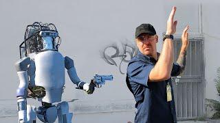 Vzbura robotov je na spadnutie