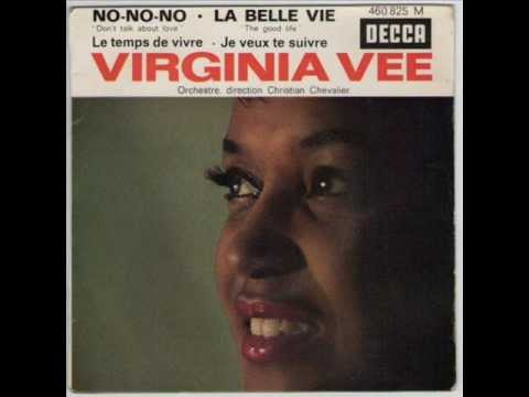 Thumbnail of video VIRGINIA VEE - NO-NO-NO, - EP DECCA 460.825.wmv