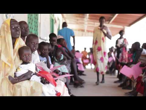 Women in Conflict, South Sudan
