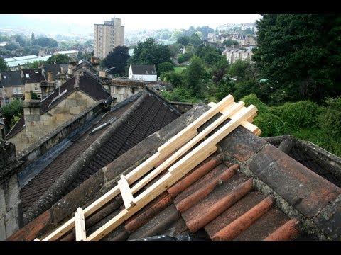 Custom Roof Ladder Design Youtube