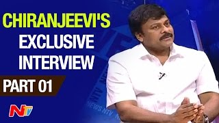Exclusive Interview with Megastar Chiranjeevi