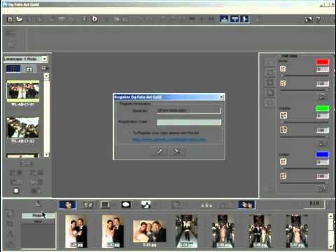 download dg foto art gold free