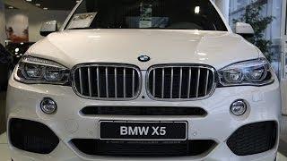Тест-драйв BMW X5 NEW 2014 (1) / Test Drive BMW
