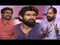 Director Krish and Teja interviews Rana on Ghazi..