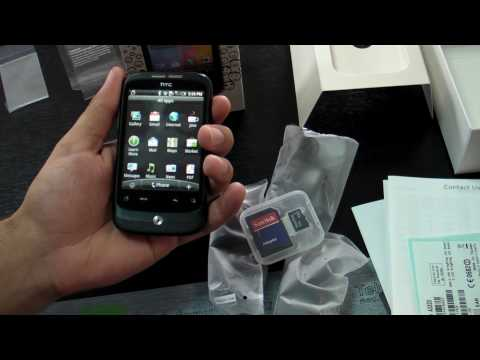 HTC Wildfire review HD ( in Romana )