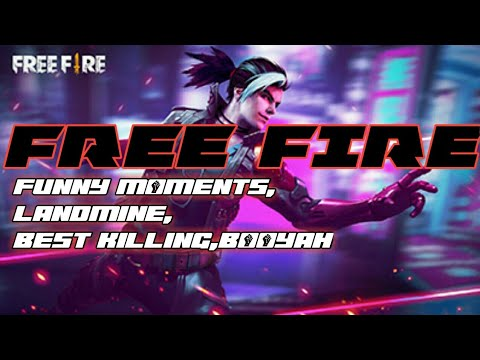 FREE FIRE Indonesia-Funny Moments,Best Killing,Booyah
