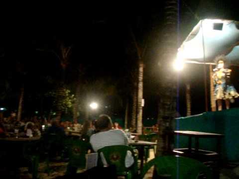 Show de humor no Beira Mar Grill