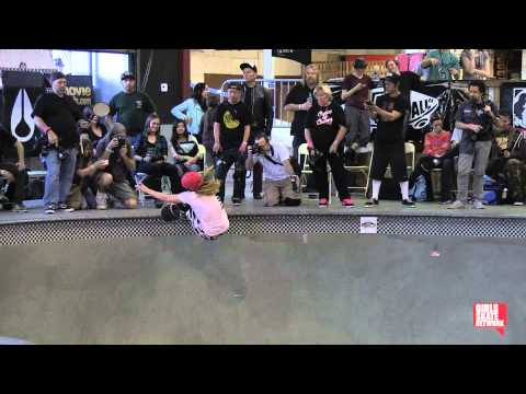 Nicole Noller - Vans Girls Combi Pool Classic 2013