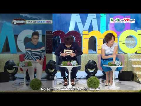 [Vietsub] 130526 Mamma Mia E07 Kyuhyun Full Cut (Guest Nichkhun, Seo Inguk, Niel,.) - Phần 1 [KyuVN]