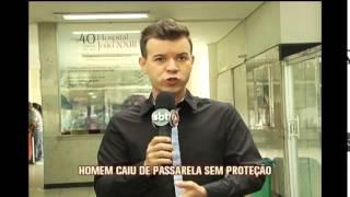 Fam�lia de homem que ficou parapl�gico ao cair de passarela cobra indeniza��o do Dnit