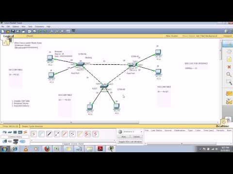 CCNA in Hindi - Spanning Tree Protocol (STP) Part 4