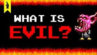 What Is Evil? 8-Bit Philosophy