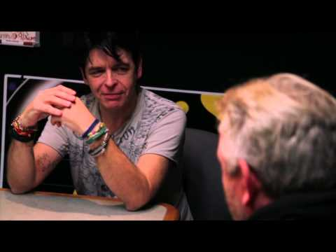 Gary Numan Interview 2014 - 91X San Diego