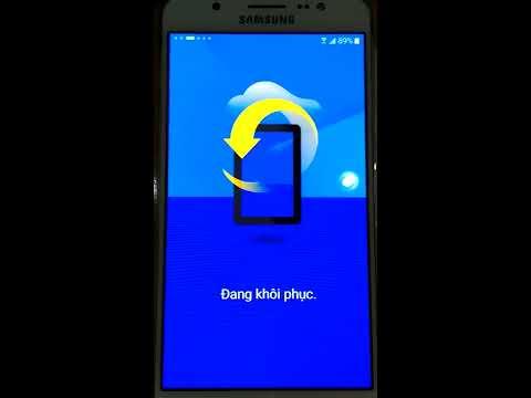 Xóa xác minh tài khoản Google tất cả máy Samsung chạy Android 6.0.x 100% Ok