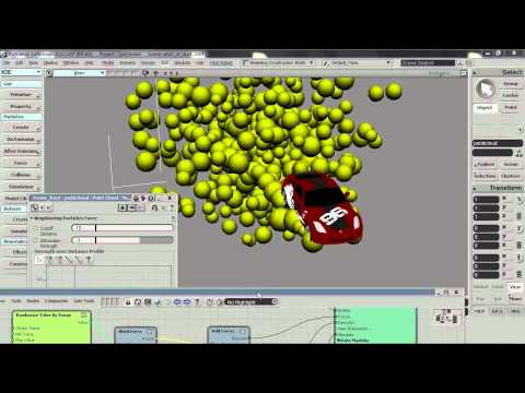Create dust cloud effects in Softimage (Part 1)