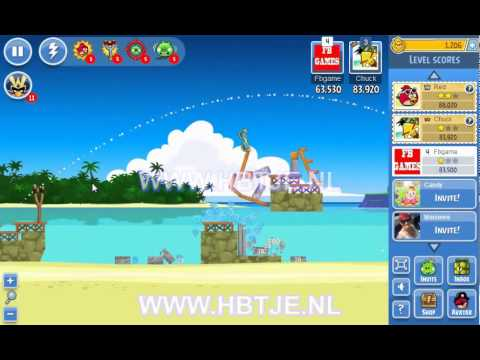 Angry birds weekly tournament level 1 week 63