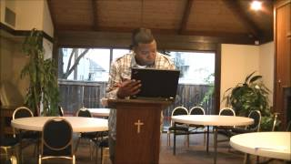 Pastor Larry Austin --- SEEING CHRIST...CHANGES EVERYTHANG 3 --- June 5th, 2013