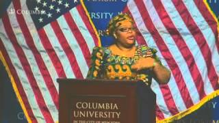 World Leaders Forum: Leymah Gbowee