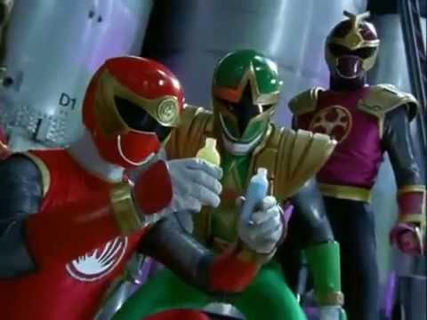 Vietsub | Siêu nhân Cuồng Phong (Power Rangers Ninja Storms) - Tập 19