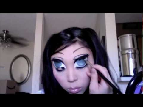 Anime Eyes with MAC, I've seen a lot of anime/manga eye makeup looks in the past, but a lot of them don't look like the actual style seen in anime/manga. Or at least the ones I'v...