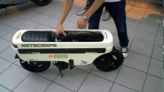 Honda Briefcase Scooter
