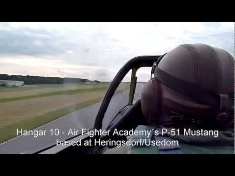 P-51 Big Beautiful Doll aerobatics