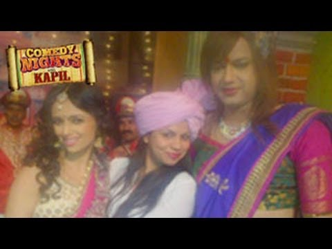 Rahul Mahajan's GRAND ENTRY in NEW AVATAR Comedy Nights with Kapil 15th February 2014 FULL EPISODE