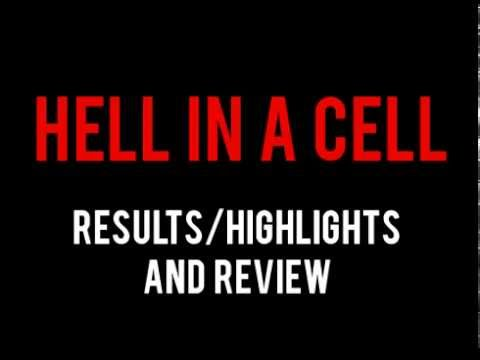 WWE Hell in a Cell 2014 Full Show Results/Highlights & Review, Bray Wyatt Returns & Attacks Ambrose