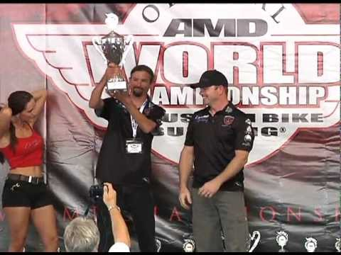 Darwin Motorcycles Wins Production Manufacture @ 2012 AMD World Championship of Custom Bike Building