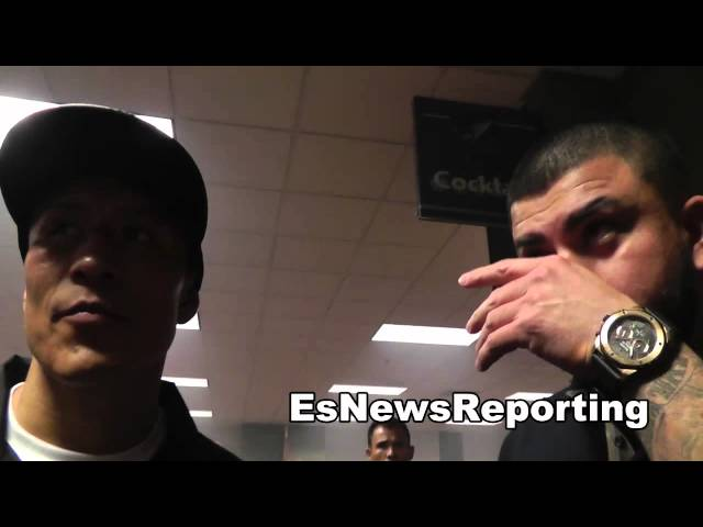 canelo alvarez after his win over perro angulo EsNews Boxing